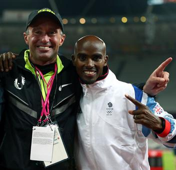 Mo Farah coach used prohibited drug infusions, says newspaper