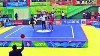 12th South Asian Games Surya Bhanu Pratap of JKP enters finals of Wushu