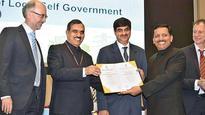 Rajasthan innovations shine, DLB Pawan Arora receives award