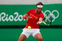 Rafael Nadal gives up on treble gold dream