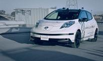 Nissan gets green-light for driverless car tests in London next month
