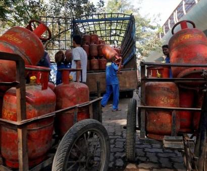 Prices of subsidised LPG zoom 16% since Modi took charge