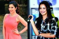 Sophie Choudry and Shazahn Padamsee judge Clean & Clear Bombay Times Fresh Face 2015 contest