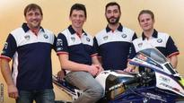 Isle of Man TT: Manx racer Kneen signs for Penz13.com BMW