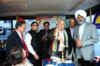 Ex-Minister Shinde Launches Maharashtra Chapter of INOC, USA