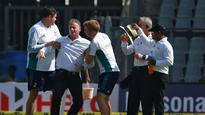 India v/s England: Paul Reiffel misses rest of Mumbai test following concussion