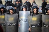 Egypt policemen killed in bombing of Cairo checkpoint
