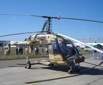 India may begin producing Kamov Ka-226Ts in 2017