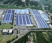 Hyundai Motor Rooftop Photovoltaic Power Plant