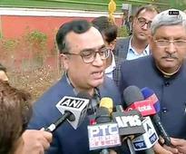 Congress against full statehood if Delhi loses national capital status: Ajay Maken
