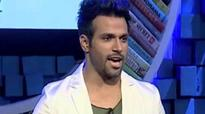 Rithvik Dhanjani's high heels moment for TV show