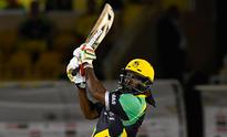 CPL T20 Jamaica vs St Lucia 'live' cricket score: Gayle out... Tallawahs need 167 off 96 balls