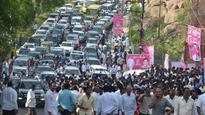 KCR defends defections, says it will ensure political stability