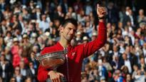 Djokovic says Grand Slams, No. 1 ranking no longer priority
