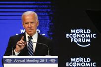 Biden, not mentioning Trump, defends free press, independent judiciary