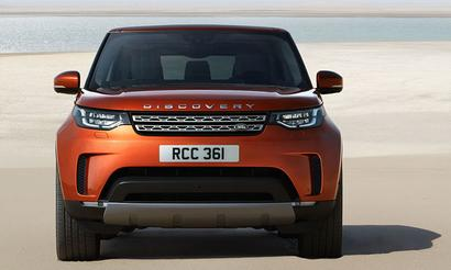 Land Rover Discovery packs in superlative driveability