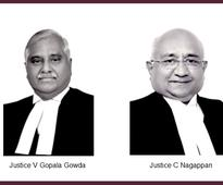 #HeadsUp: Two Supreme Court judges to retire, RamJeth completes 75-years at the Bar