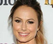 Stacy Keibler's appetite for superfood revealed