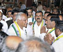 Get ready for Lok Sabha polls, Yeddyurappa exhorts workers