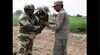 #BajrangiBhaijaan revisited: BSF hands over 5-year-old Pakistani mute girl to Pakistani Rangers