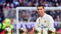 Cristiano Ronaldo wants 7 children and as many Ballon d'Or awards!