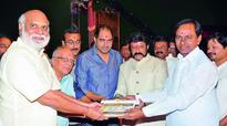No plans to move NTR Ghat: KCR