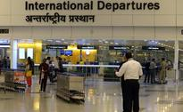 Flyer Arrested With Dozen Live Bullets At Delhi Airport