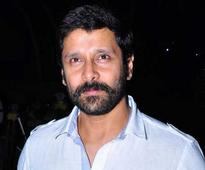 Kollywood star Vikram in Malaysia for a film shoot