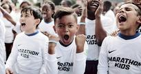 Kids will run the equivalent of four marathons in new charity programme