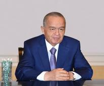 President Karimov received Russian foreign minister