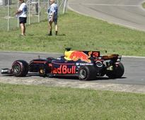 Hungarian Grand Prix: Max Verstappen apologises to Red Bull team
