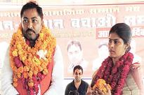 Expelled from BJP, Dayashankar and wife now aim UP polls against Mayawati