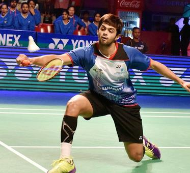 Sai Praneeth wins Singapore Open