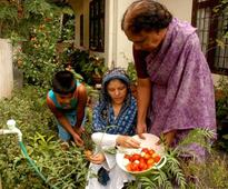 Workshop on kitchen gardening