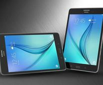 Samsung launches Galaxy Tab A at Rs 17,990