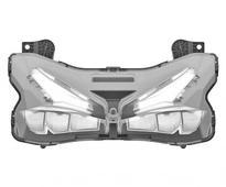 Honda CBR250RR headlight patent filed in Europe