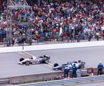 Great Canadian moments at the Indy 500