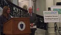 Baker-Polito Administration Announces Complete Streets Program Grants
