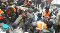 West Bengal: Three dead, several missing in a building collapse in Darjeeling