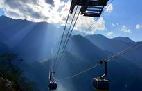 Guinness cable car begins service to Fansipan
