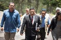 Judge halts transfer of Guatemalan drug trafficker to another military prison