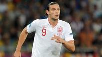 Carroll ruled out of England friendlies