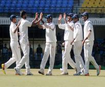 Irani Cup: Gujarat in control as Rest Of India struggle at 206/9 on Day 2