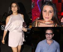 Saif Ali Khan: I am fully supportive of Sara's acting ambitions - News