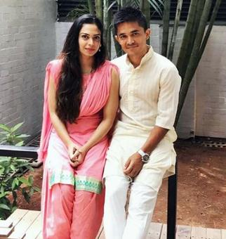 Sunil Chhetri gets engaged to girlfriend Sonam, to marry on Dec 4