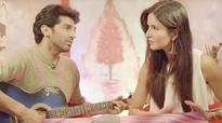 Watch: Aditya Roy Kapur croons Sun Raha Hai song for Katrina