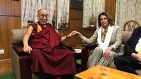 US lawmakers visit Dalai Lama to highlight situation in Tibet