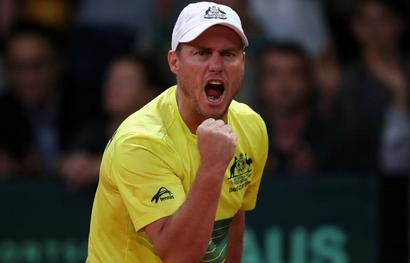 Hewitt comes out of retirement to play doubles