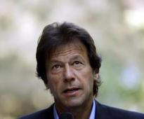 Imran Khan for army rule in Pak
