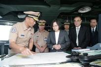 No contact between Taipei, Beijing after South China Sea decision